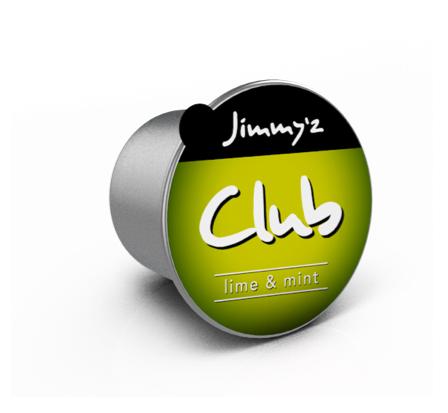 Jimmy'z Classic - Lime & Mint